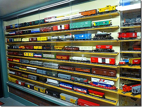Wall of Trains