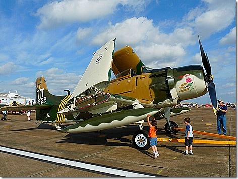 AD1 Skyraider