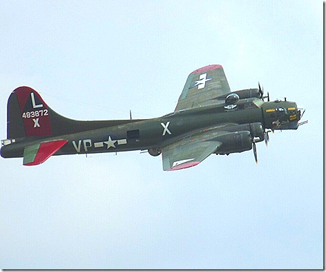B-17 Flying 2