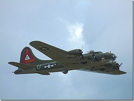 B-17 Flying