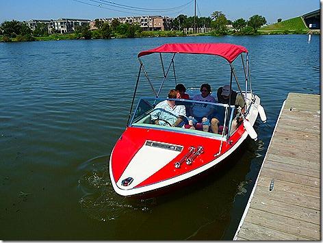 Clear Lake Boat Trip 1