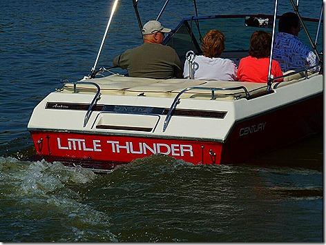 Clear Lake Boat Trip 2