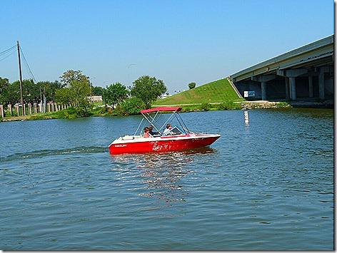 Clear Lake Boat Trip 3