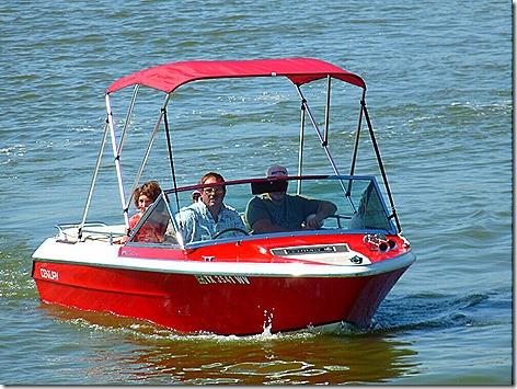 Clear Lake Boat Trip 4