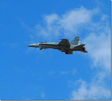 FA-18 Tailhook