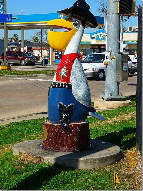 Pelican Mascot 2