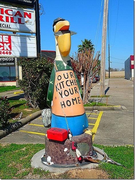 Pelican Mascot 3