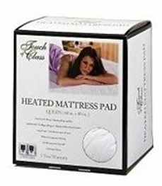 Touch of Class Heated Mattress Pad2