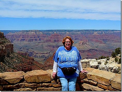 Canyon Rim Jan