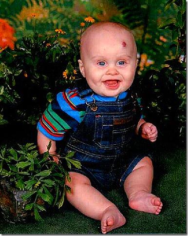 Landon 7 months - Sitting