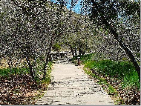 Montezuma Castle Walk