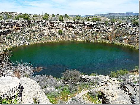 Montezuma Well 4
