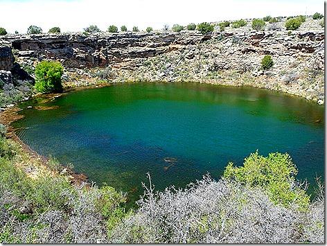 Montezuma Well 8