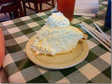 Pine Country Coconut Pie