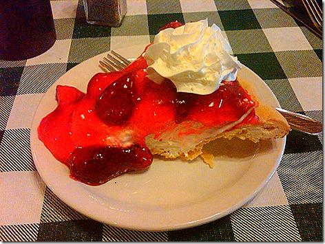 Pine Country Strawberry Cream Cheese