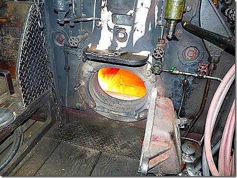 Sugar Pine Firebox