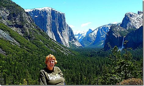 Yosemite Valley Vew 3