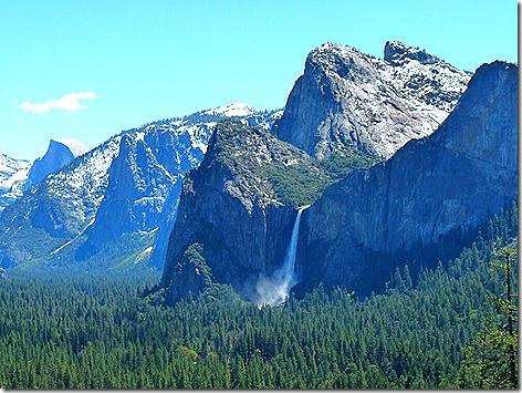 Yosemite Valley View 2