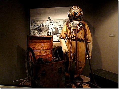 1944 Diving Suit