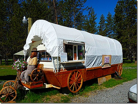 Big Jim's Coffee Wagon