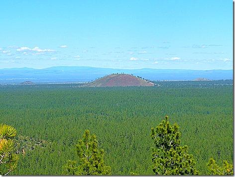 Butte Volcano 1