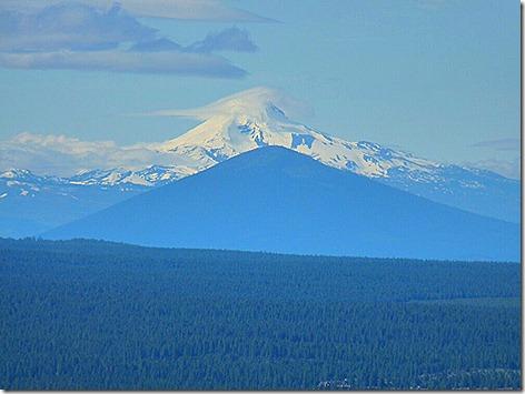 Butte Volcano 2