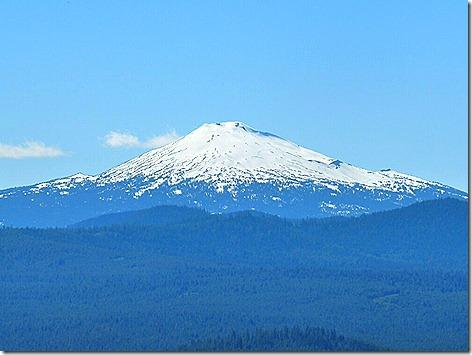 Butte Volcano 3