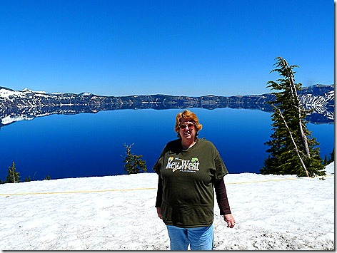 Crater Lake Jan