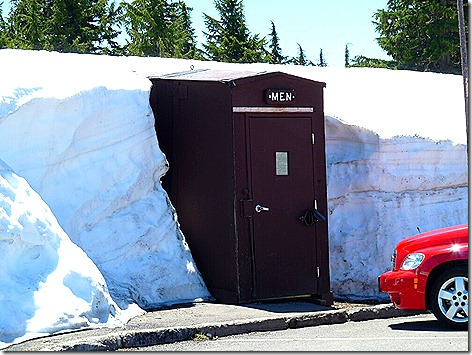 Crater Lake Restrooms