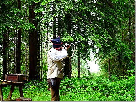 Lewis Rifle Demo 3