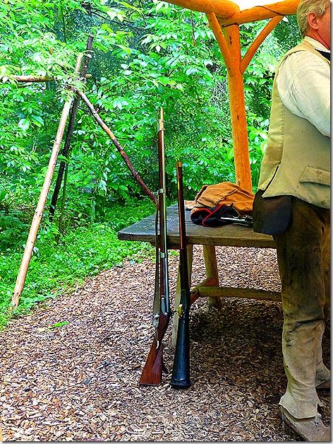 Lewis Rifles