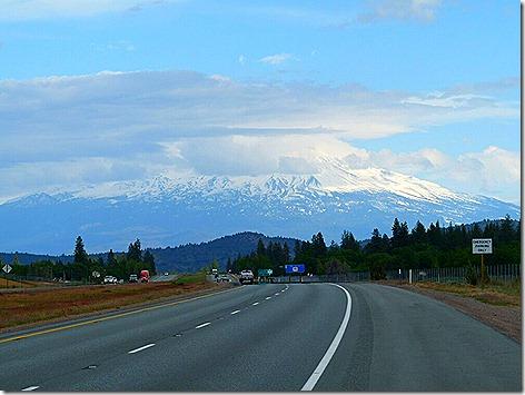 Mt Shasta - Yreka