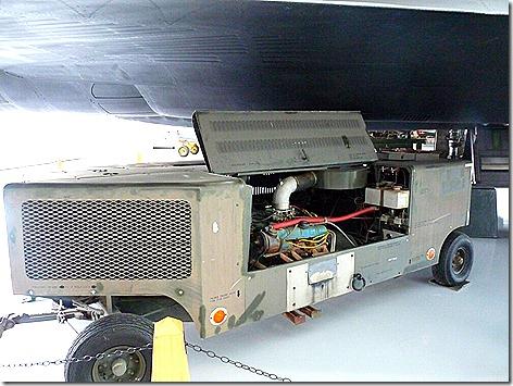 SR-71 Start Cart