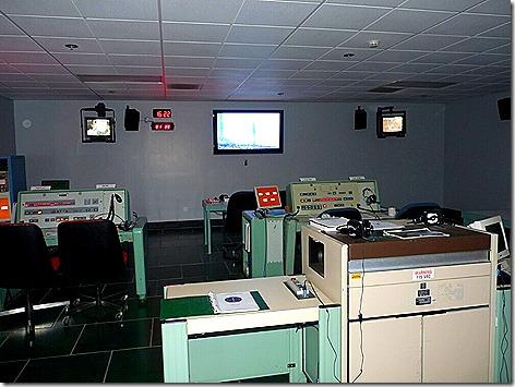 Tital Control Room