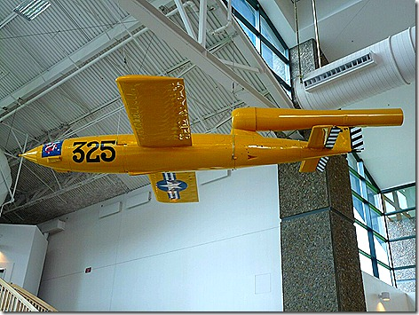 V-1 Buzz Bomb