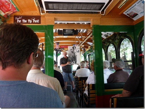 BBHC Trolley Ride