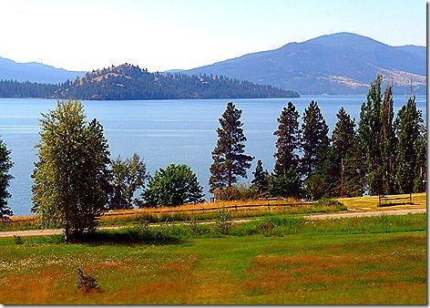 FlatHead Lake 1