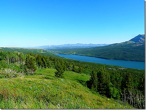 GNP Lower Two Medicine Lake