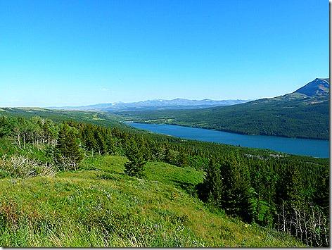 GNP Lower Two Medicine Lake