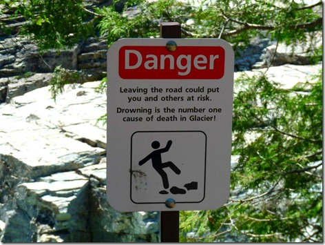 GNP Rapids Sign