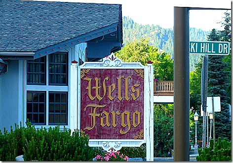 Leavenworth Wells Fargo