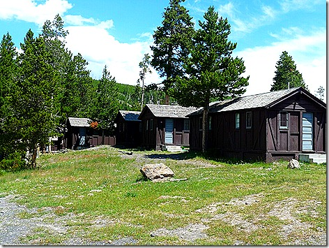 Old Faithful Cabins
