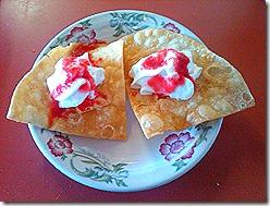 Rancho Alegre Dessert
