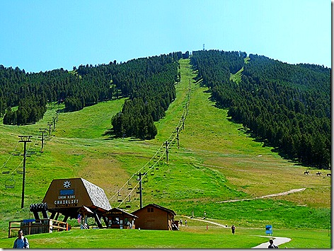 Snow King Mountain Ski-Lift 1