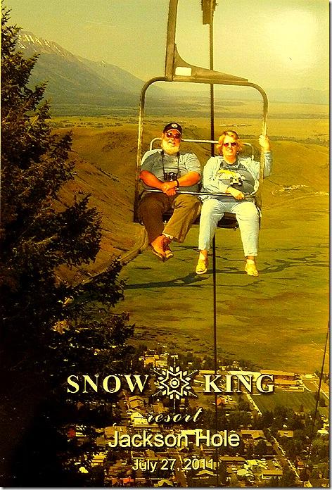 Snow King Mountain Ski-Lift