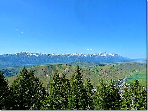 Snow King Mountain Top 2