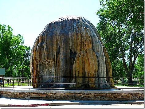 Travertine Dome