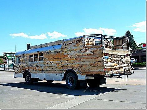 Wooden RV 3