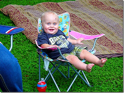 Landon in Chair 3