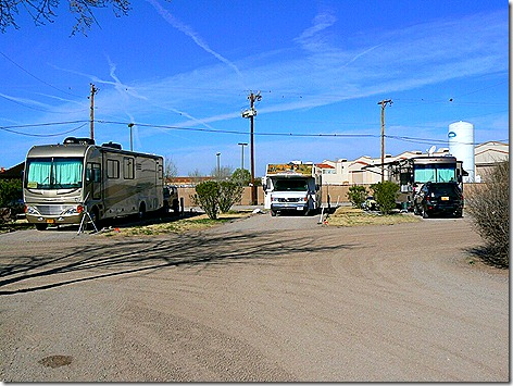 Las Cruces RV Park